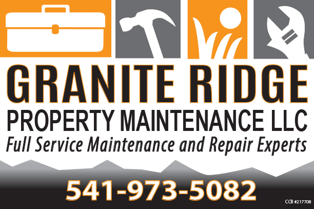 Granite Ridge Property Maintenance logo