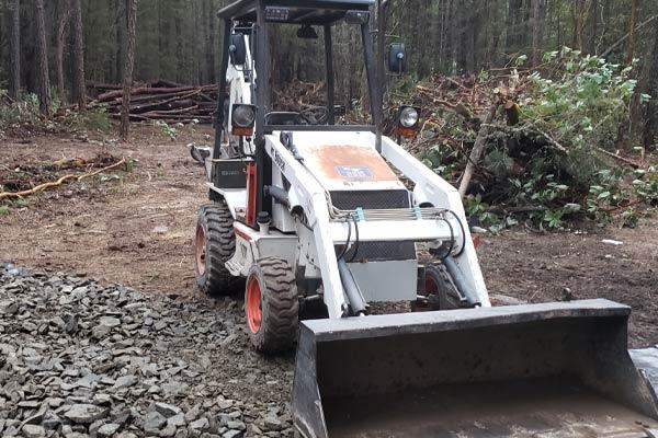 Granite Ridge Mini Backhoe Services
